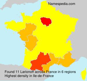 Larionoff