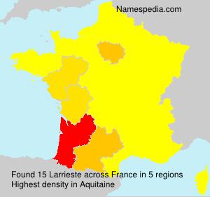 Larrieste