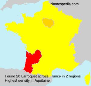 Larroquet