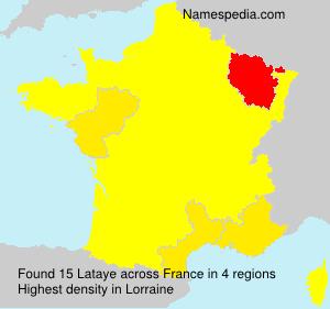 Lataye