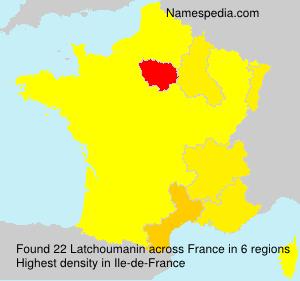 Latchoumanin