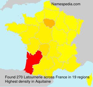 Latournerie