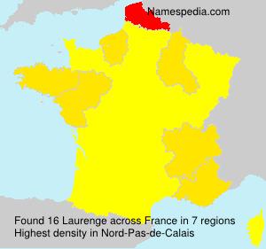 Laurenge