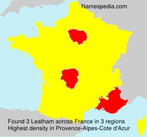 Leatham