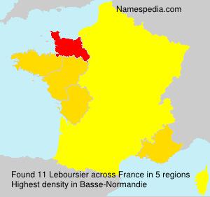 Leboursier