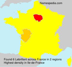 Lebrillant