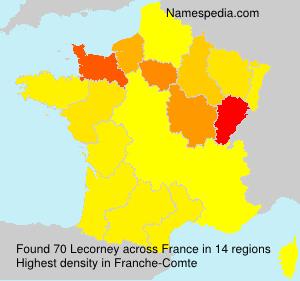 Lecorney