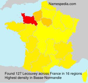 Lecouvey