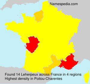 Leherpeux