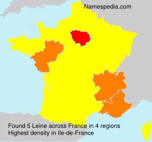 Leine - France