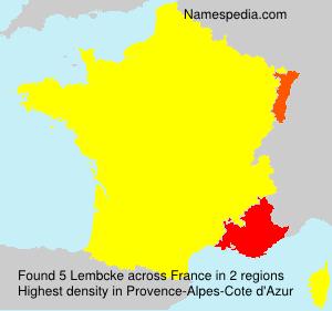 Lembcke