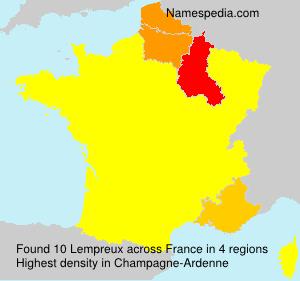 Lempreux