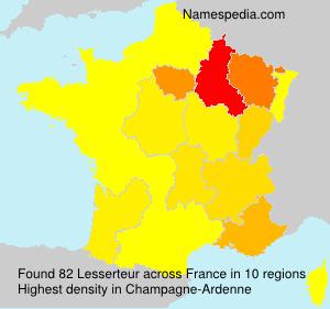 Lesserteur