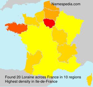 Loraine