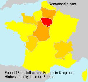 Losfelt