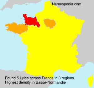 Lyles - France
