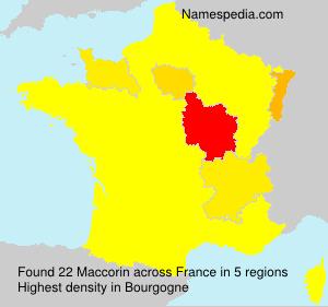 Maccorin