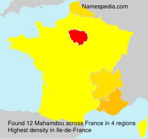 Mahamdou