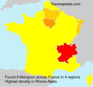 Mahgoun