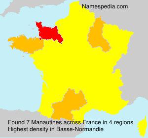 Manautines