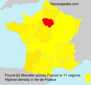 Manette