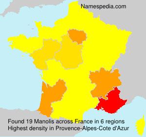 Manolis - France