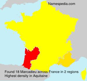 Marcadieu