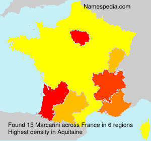 Marcarini - France