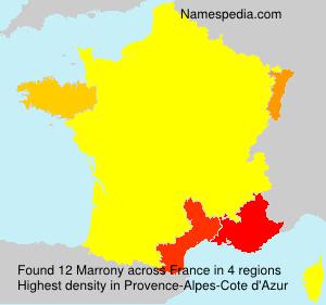 Marrony