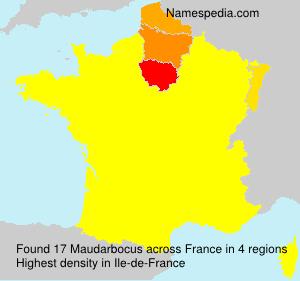 Maudarbocus