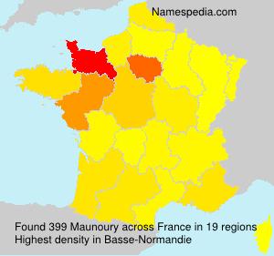 Maunoury