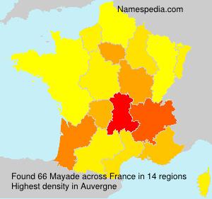 Mayade