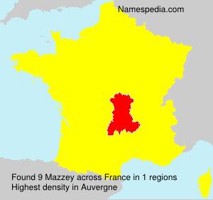 Mazzey