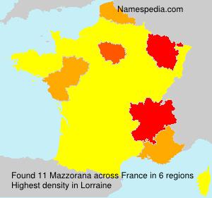 Mazzorana
