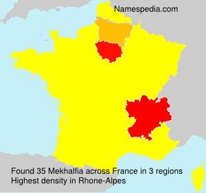 Mekhalfia