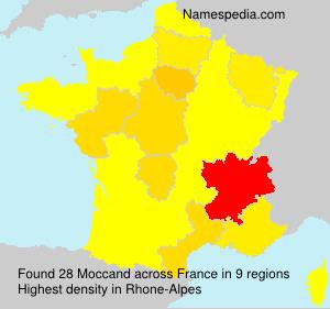 Moccand