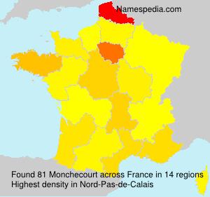 Monchecourt