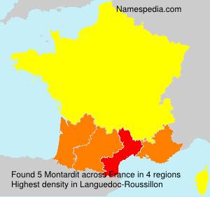 Montardit
