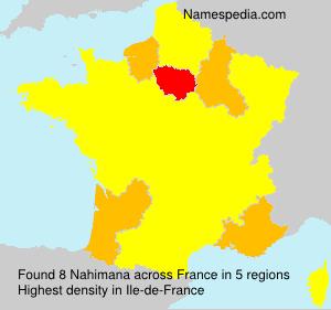 Nahimana