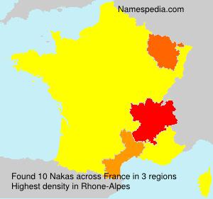 Nakas - France