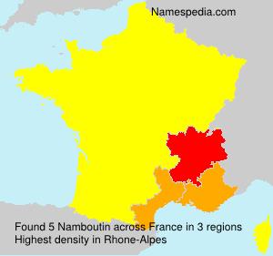 Namboutin - France