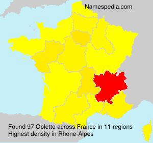 Oblette