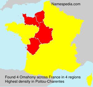 Omahony
