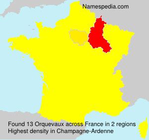 Orquevaux