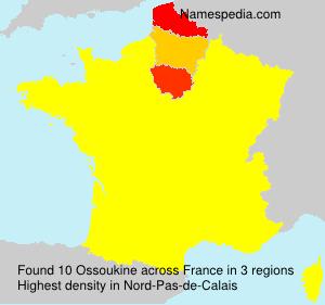 Ossoukine