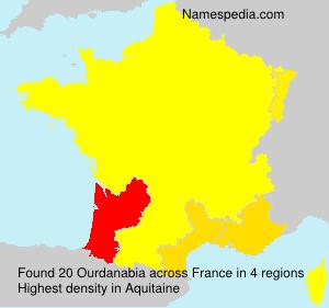 Ourdanabia