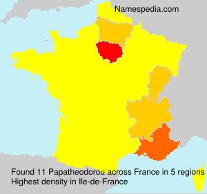 Papatheodorou