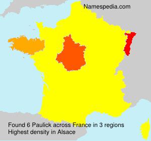 Paulick