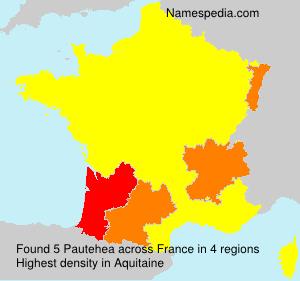 Pautehea