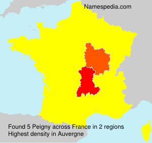 Peigny